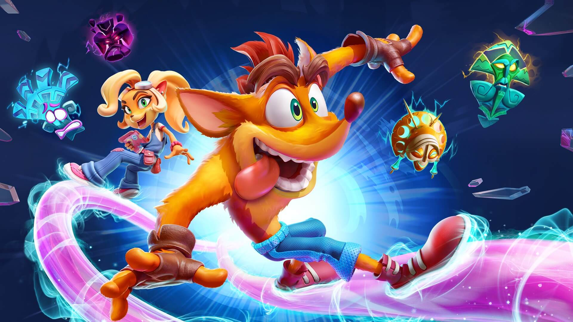 Upcoming Crash Bandicoot 4: It's About Time