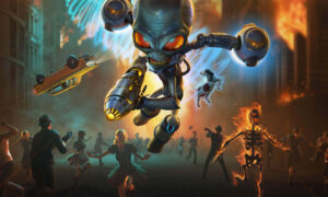 Destroy All Humans! The Aliens Invasion