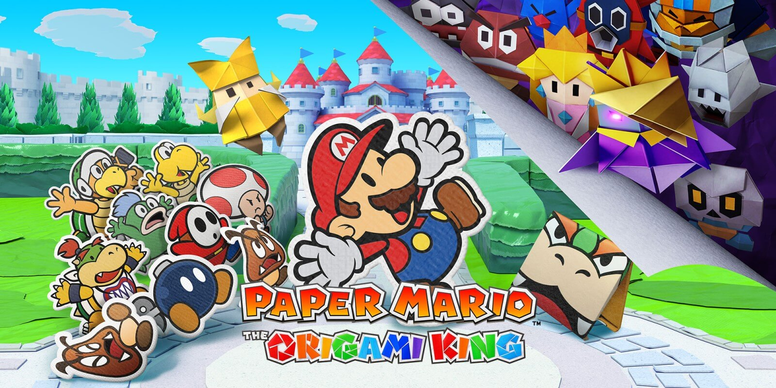 Paper Mario: The Origami King 2020