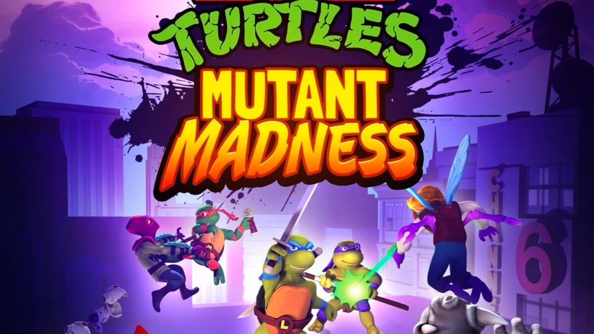 RPG Ninja Turtles