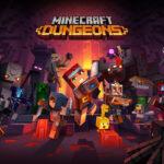 The Minecraft Dungeons 2020