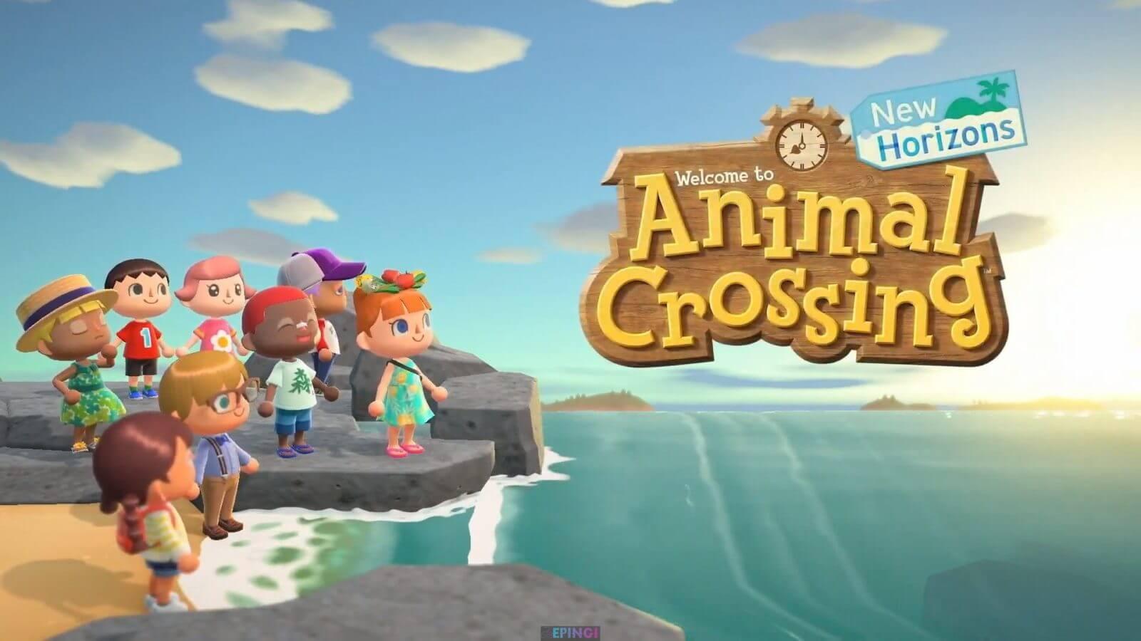 Animal Crossing: New Horizons On PC