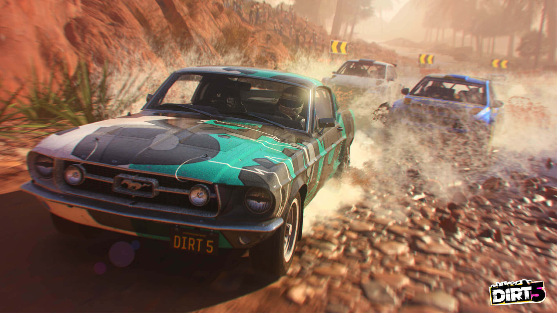 Upcoming Dirt 5 On PS4