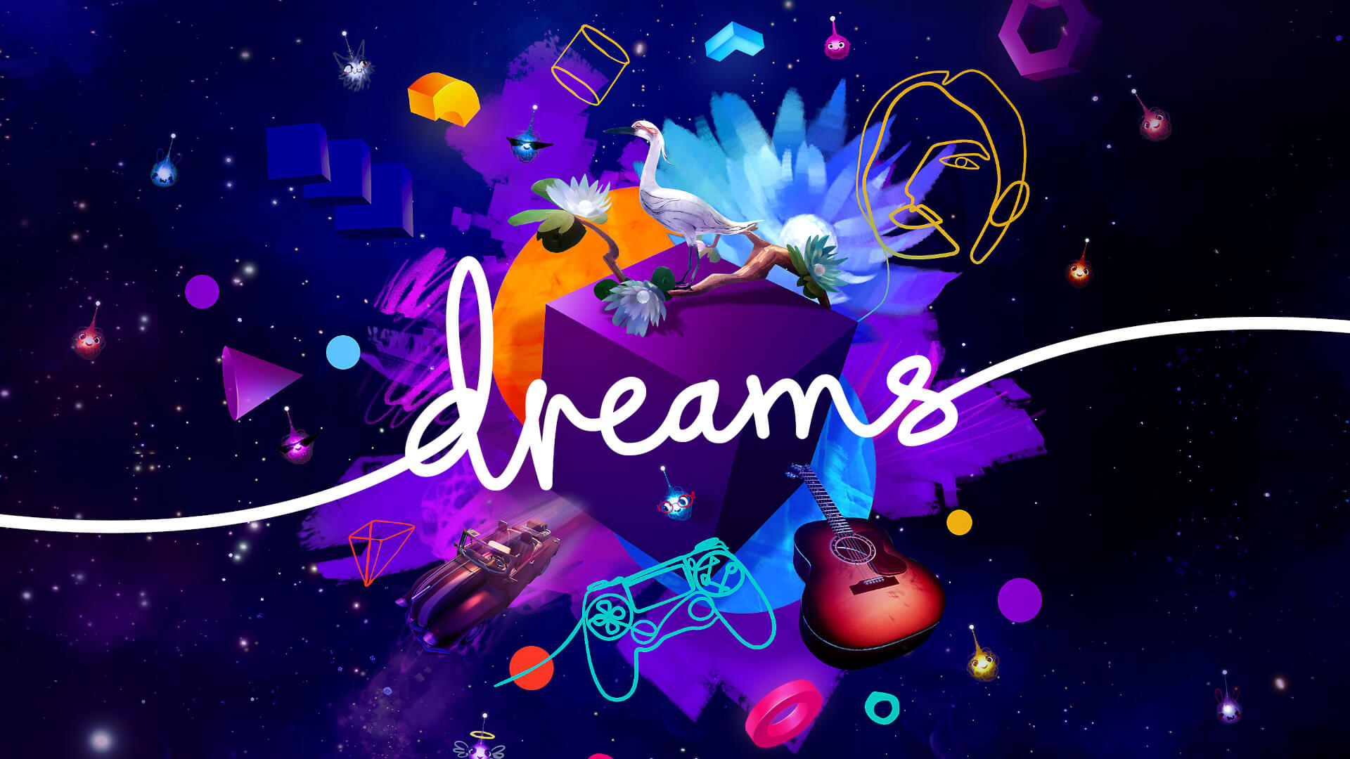 Dreams: The Creativity Game