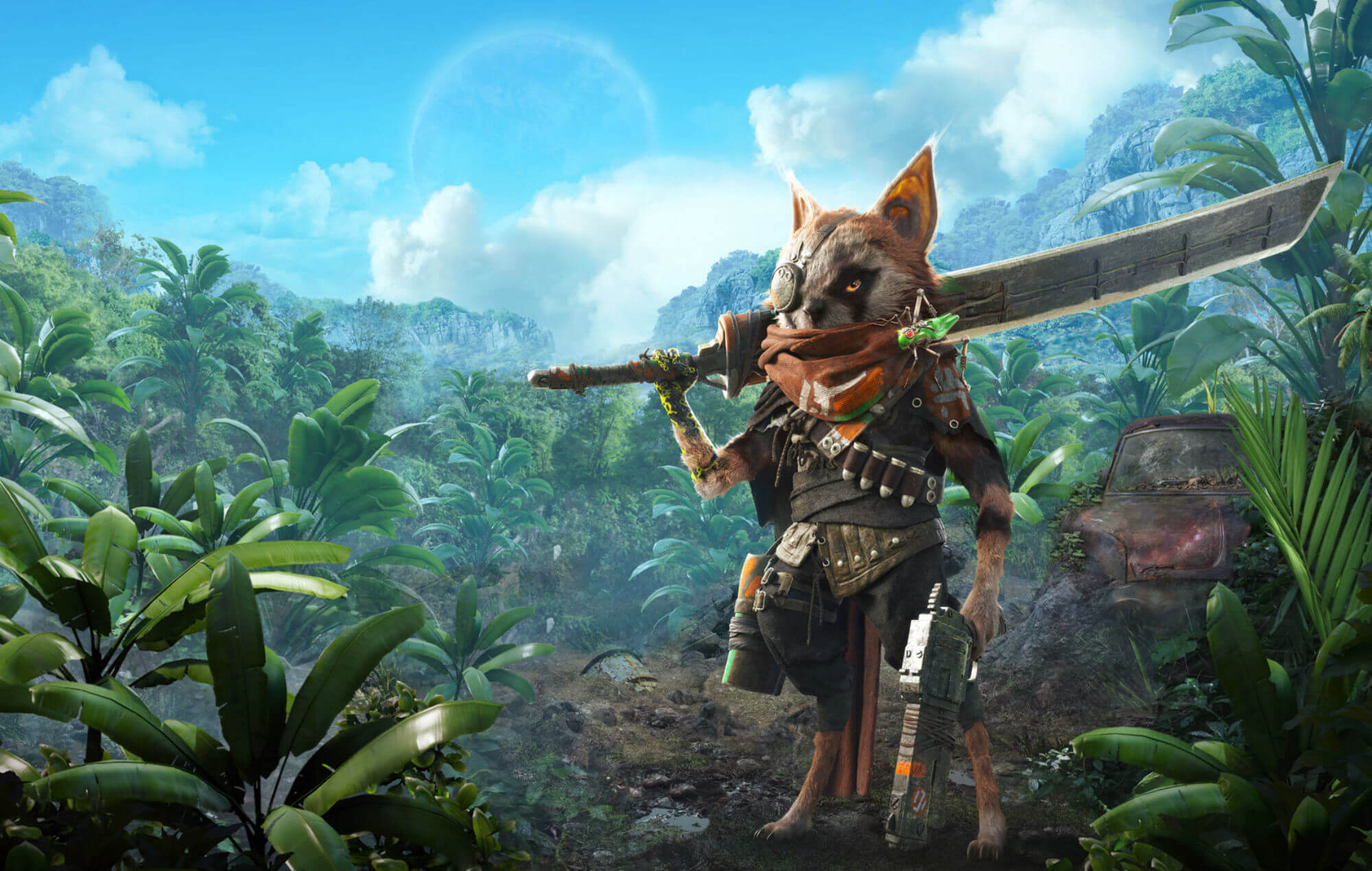Biomutant Free PC Download