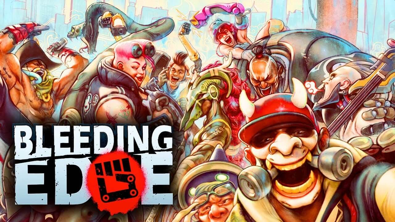 Bleeding Edge Free PC Download