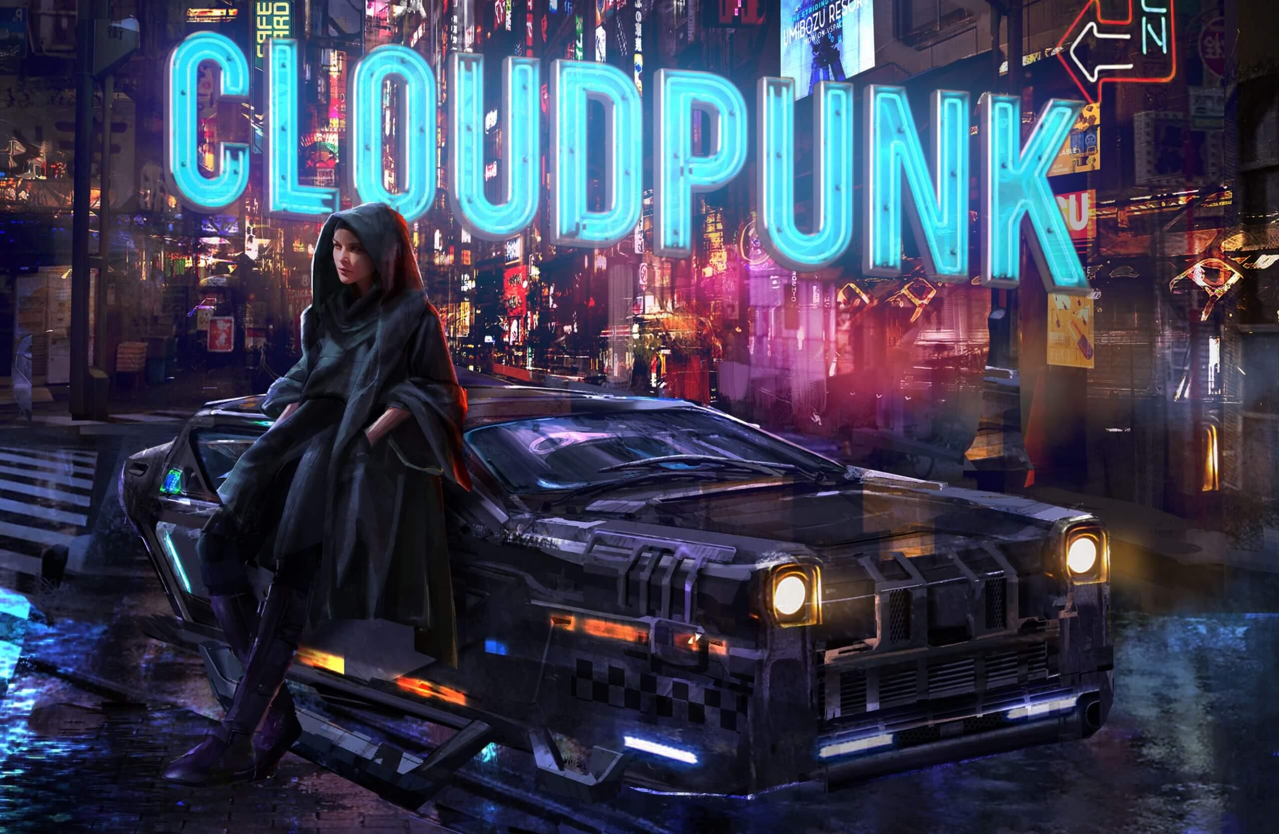 Cloudpunk Free PC Download