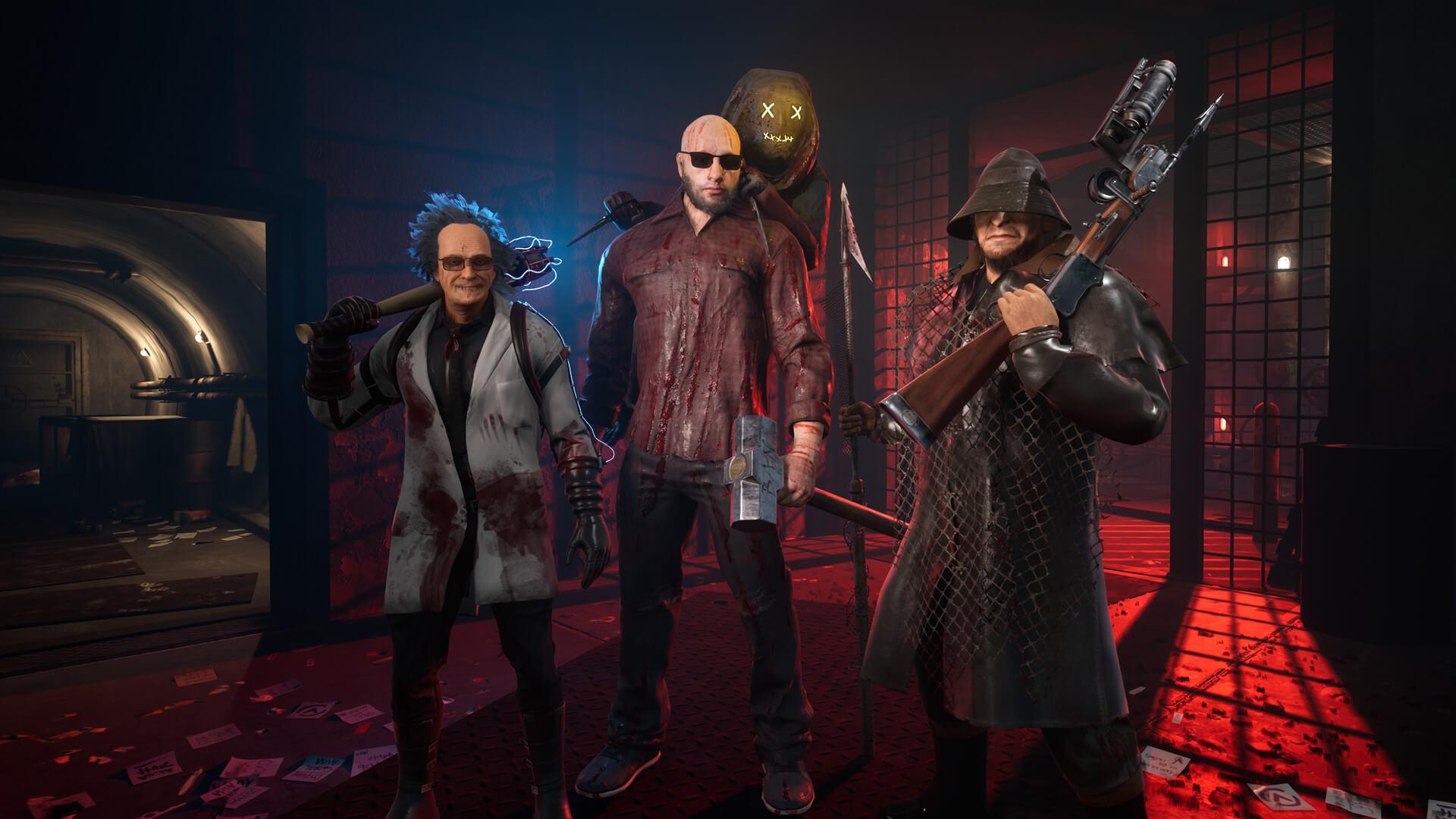 Hide Or Die: The Horror Game
