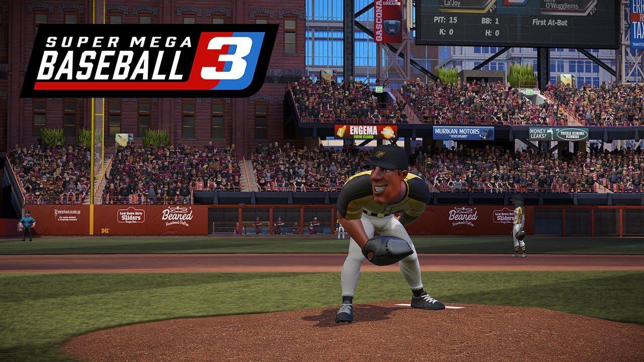 Super Mega Baseball 3 Free PC Download