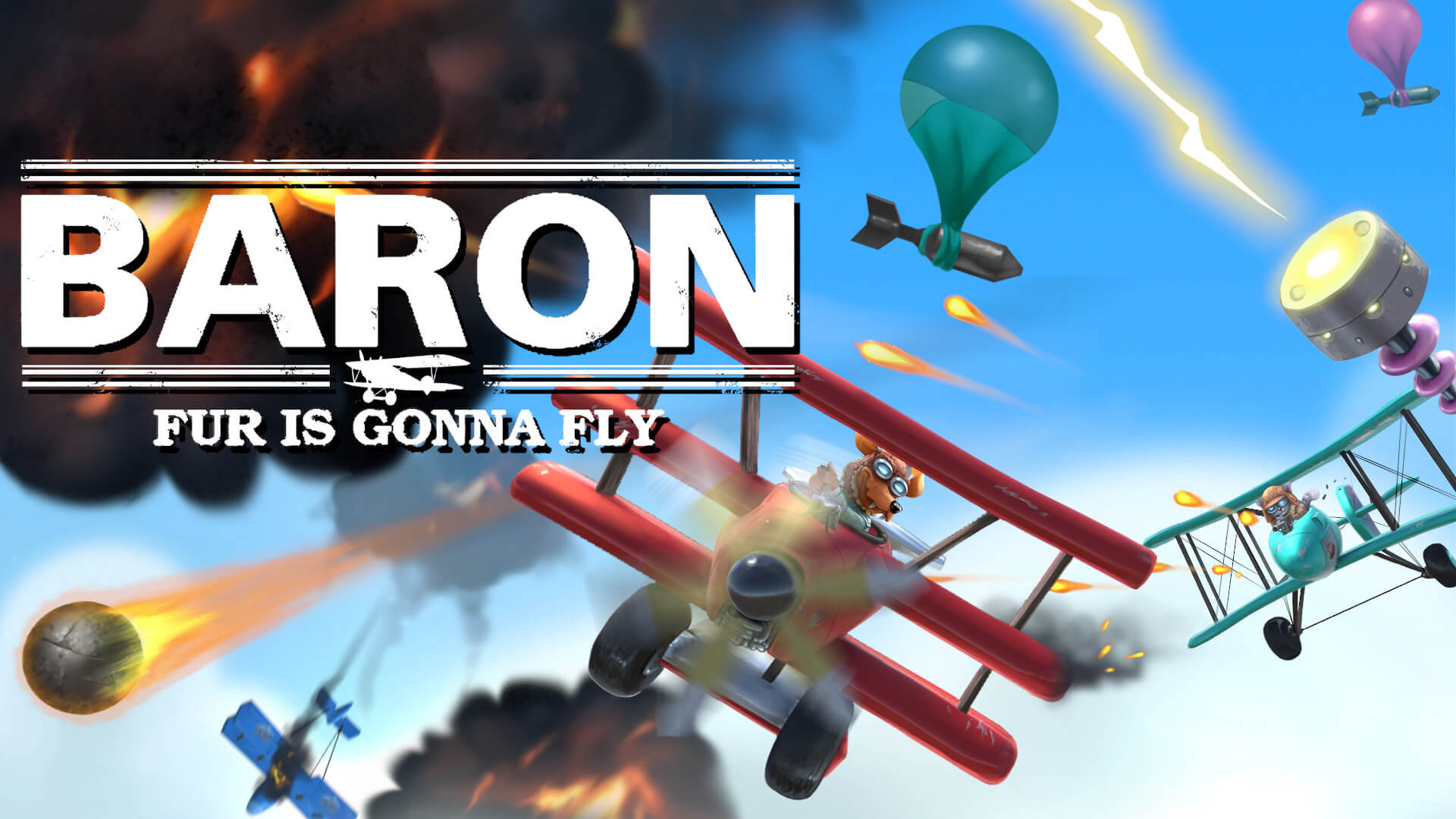 Baron: Fur Is Gonna Fly Free PC Download