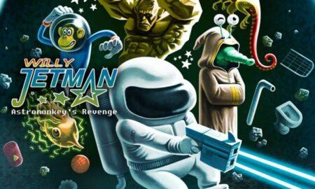 Willy Jetman: Astromonkey's Revenge Free PC Download