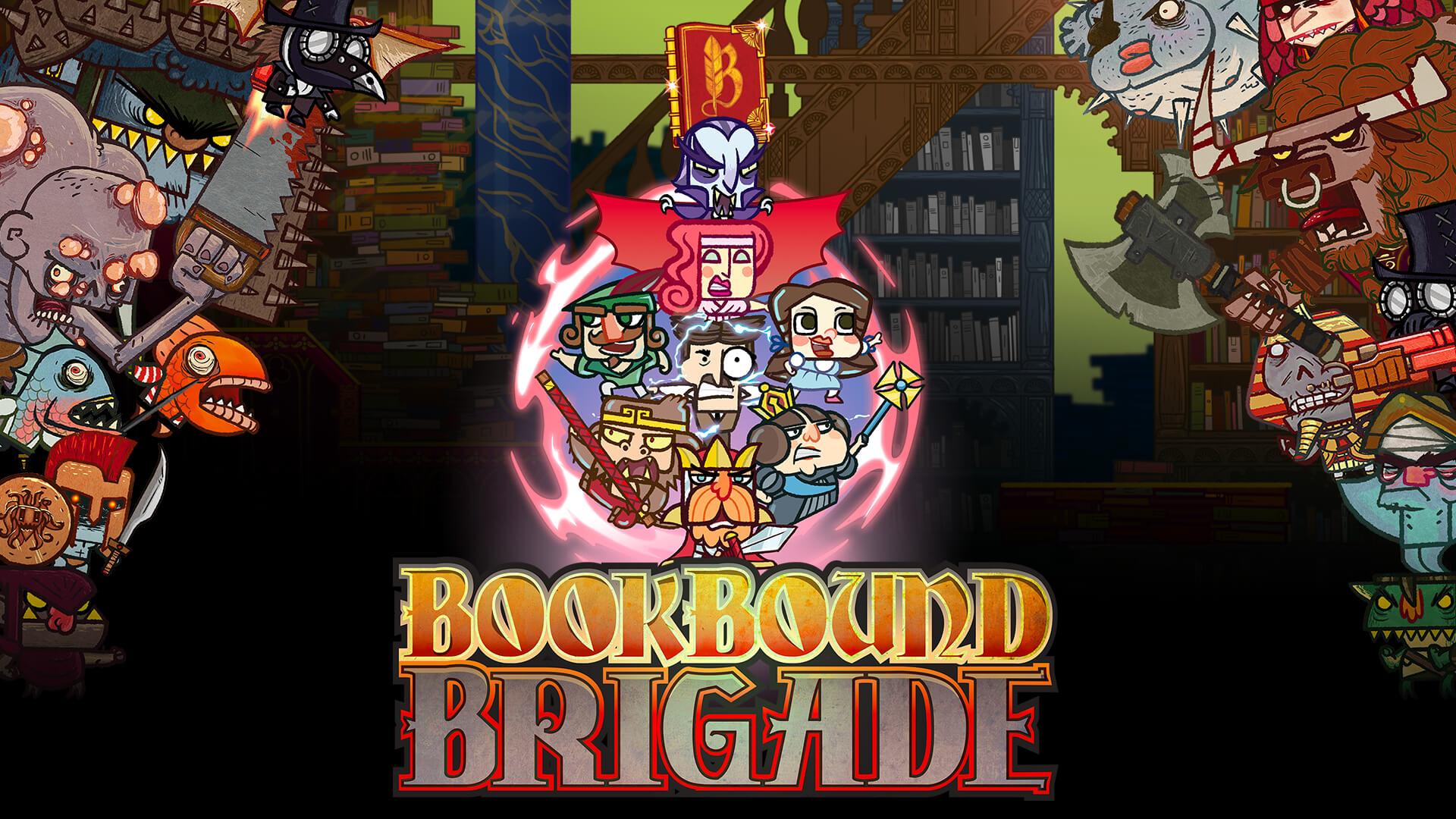 Bookbound Brigade Free PC Download