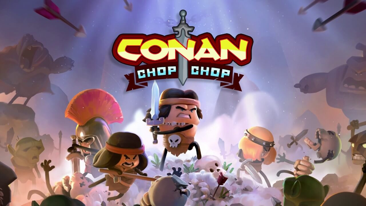 Conan Chop Chop Free PC Download