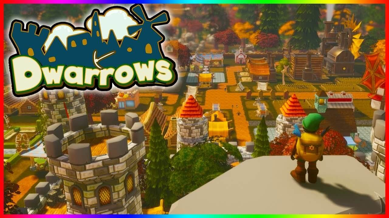 Dwarrows Free PC Download