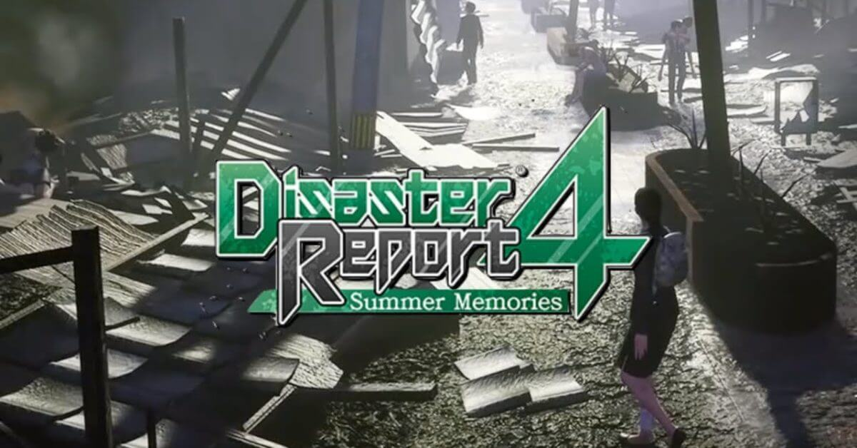 Disaster Report 4: Summer Memories Free PC Download