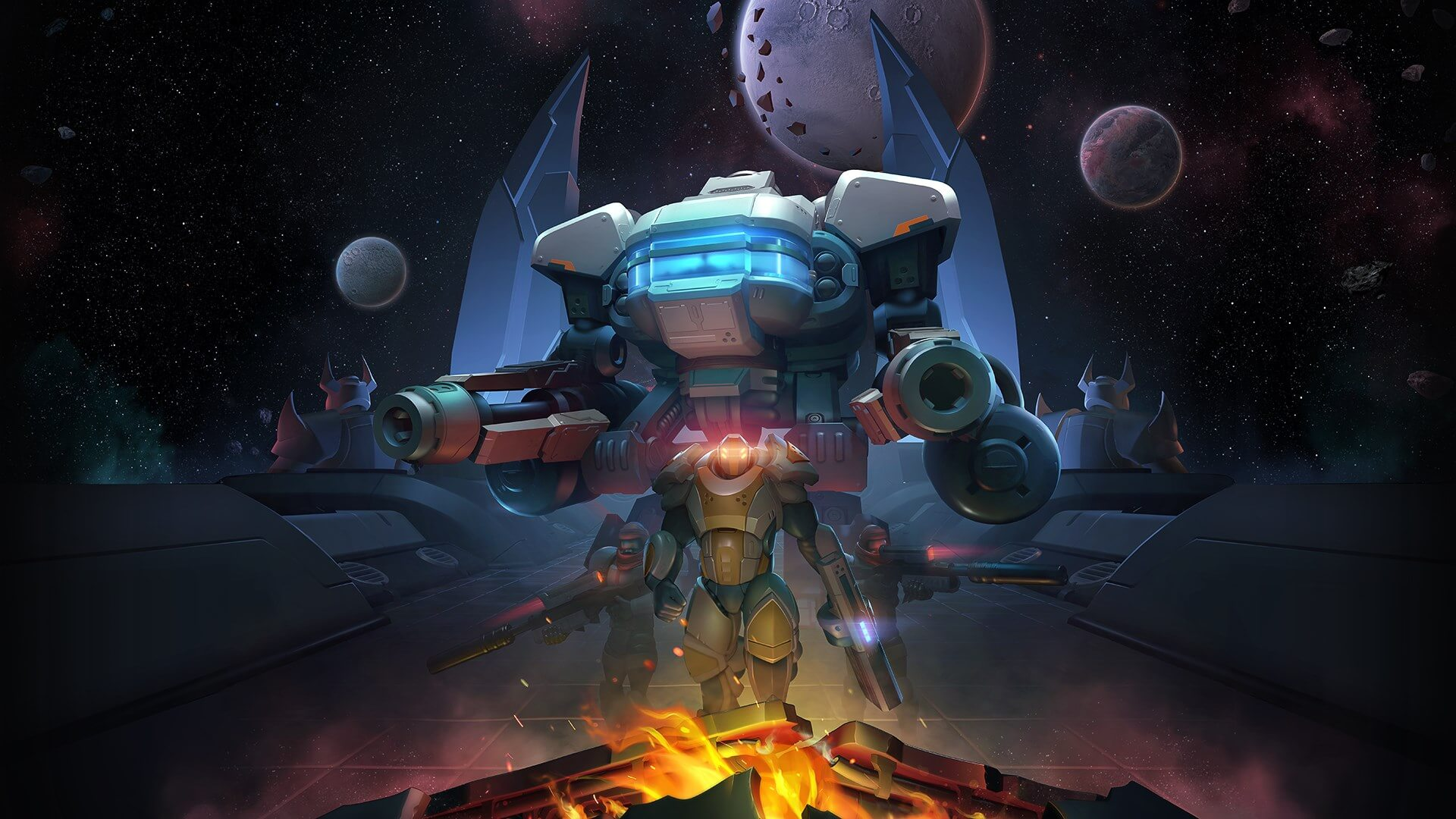 Galaxy Control: Arena Free PC Download