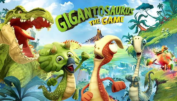 Gigantosaurus: The Game Free PC Download