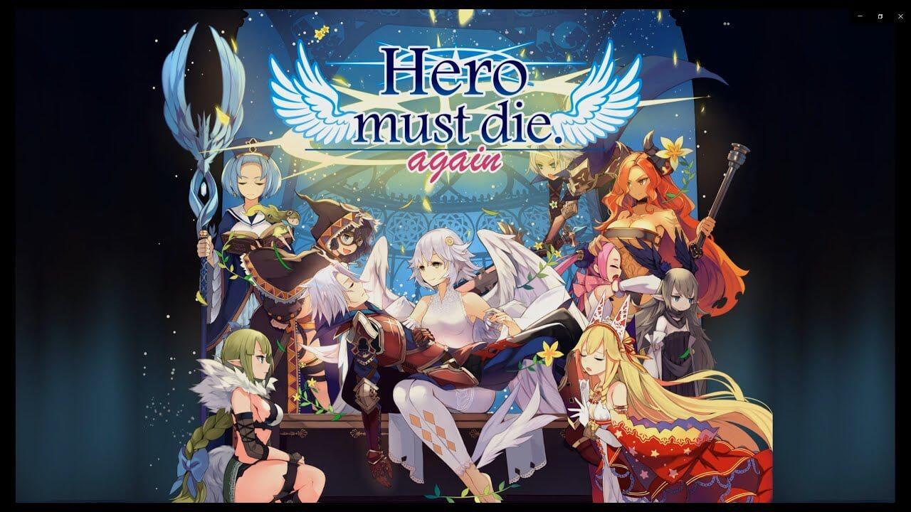 Hero Must Die. Again Free PC Download