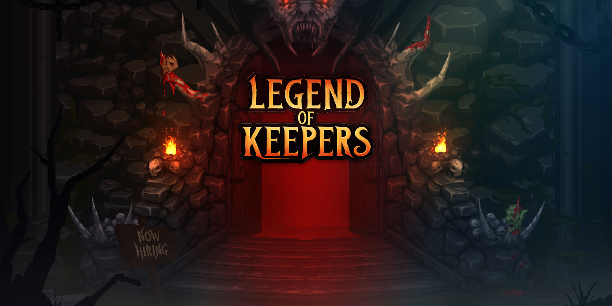 Legend of Keepers: Career of a Dungeon Master Free PC Download