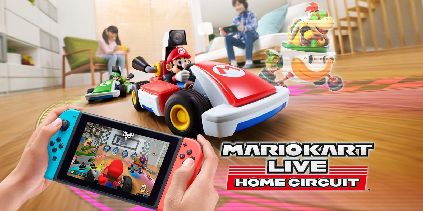 Mario Kart Live: Home Circuit Free PC Download