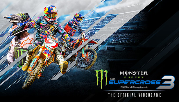 Monster Energy Supercross - The Official Videogame 3 Free PC Download