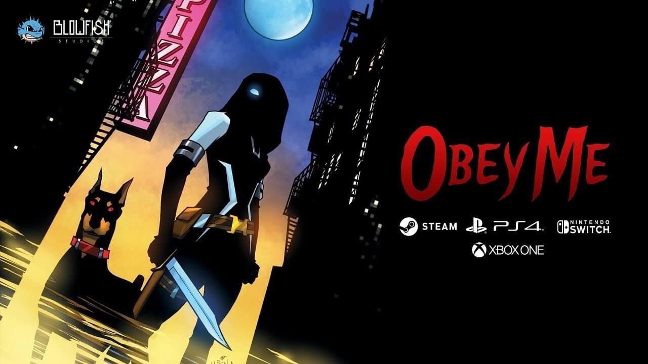 Obey Me Free PC Download
