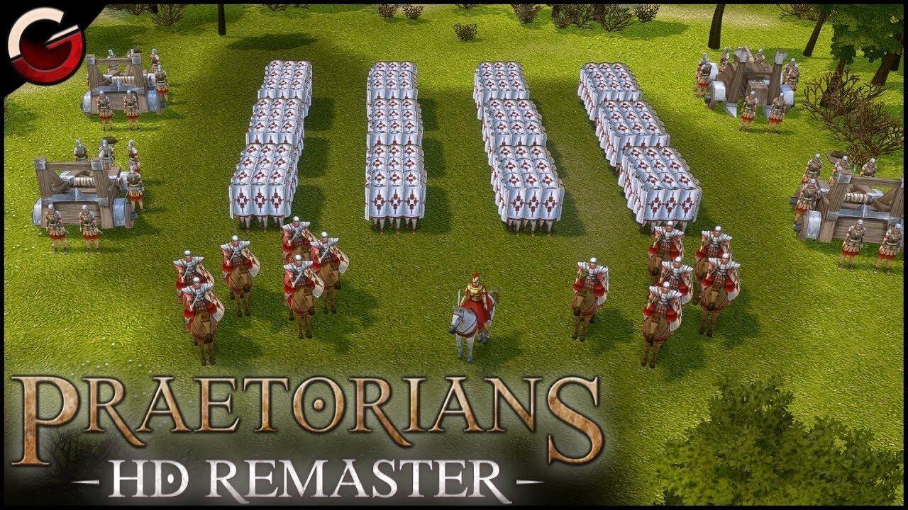 Praetorians HD Remaster Free PC Download