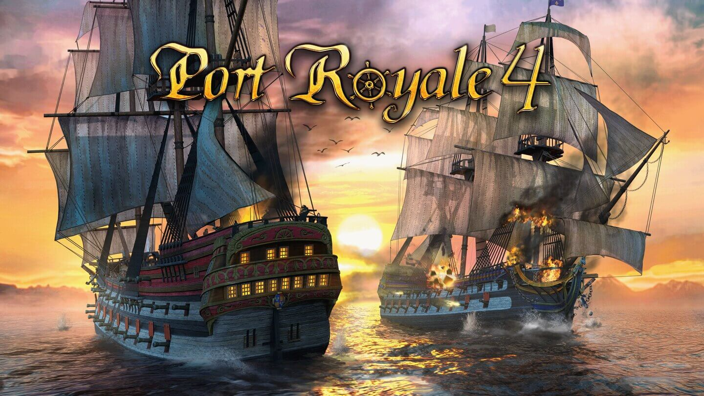 Port Royale 4 Free PC Download
