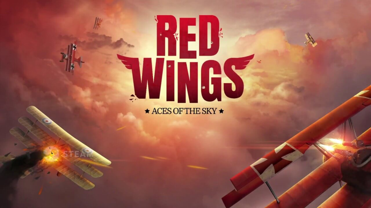 Red Wings: Aces of the Sky Free PC Download