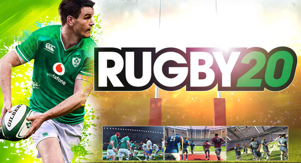 RUGBY 20 Free PC Download
