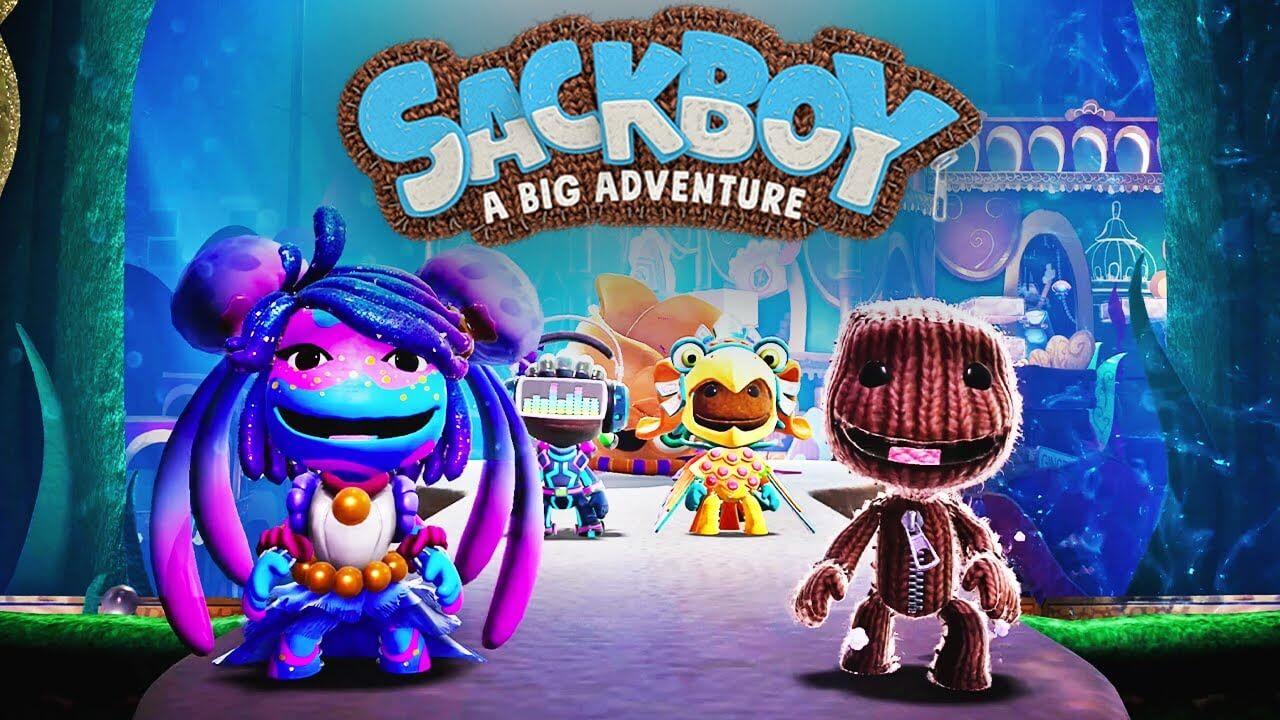 Sackboy: A Big Adventure Free PC Download