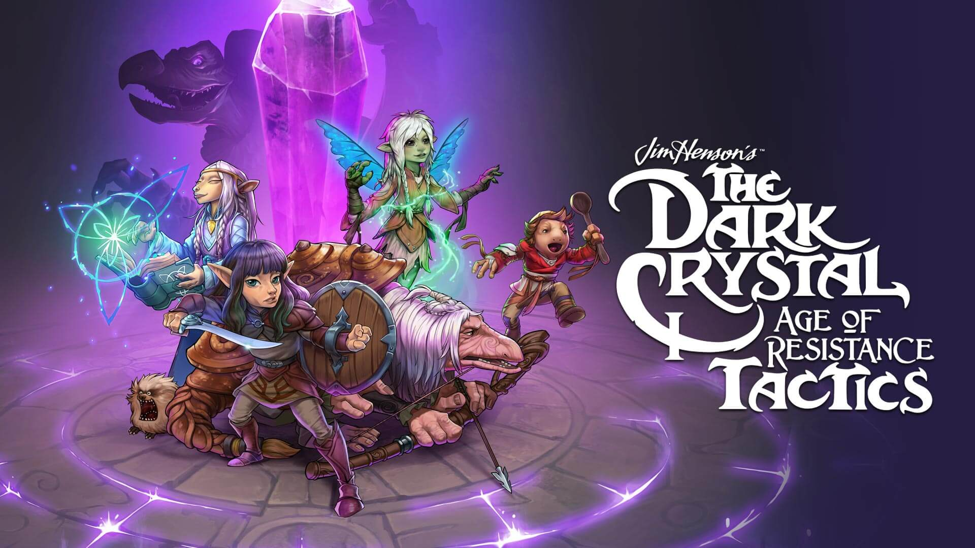 The Dark Crystal: Age of Resistance Tactics Free PC Download