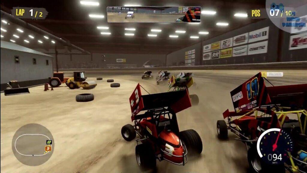 Tony Stewart's Sprint Car Racing