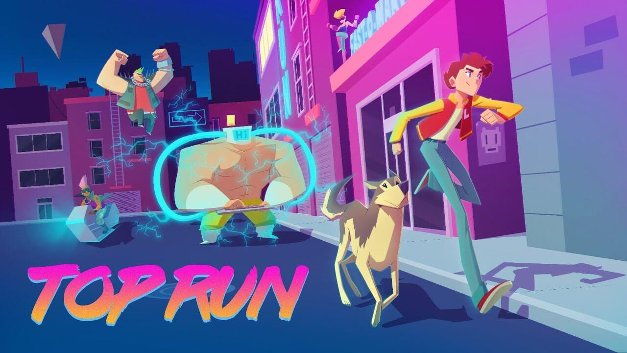 Top Run Free PC Download