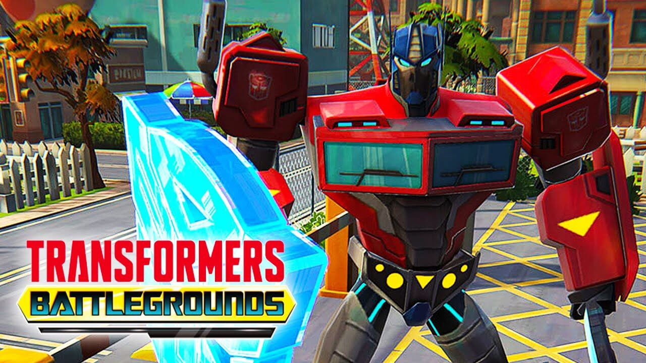 Transformers: Battlegrounds Free PC Download