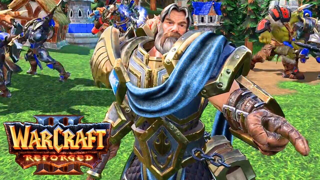 Warcraft III: Reforged Free PC Download