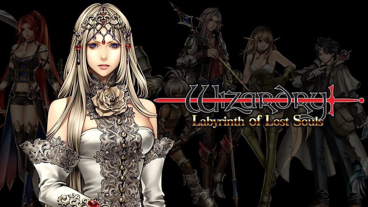 Wizardry: Labyrinth of Lost Souls Free PC Download