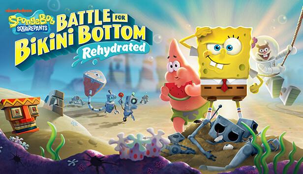 SpongeBob SquarePants: Battle for Bikini Bottom - Rehydrated Free PC Download