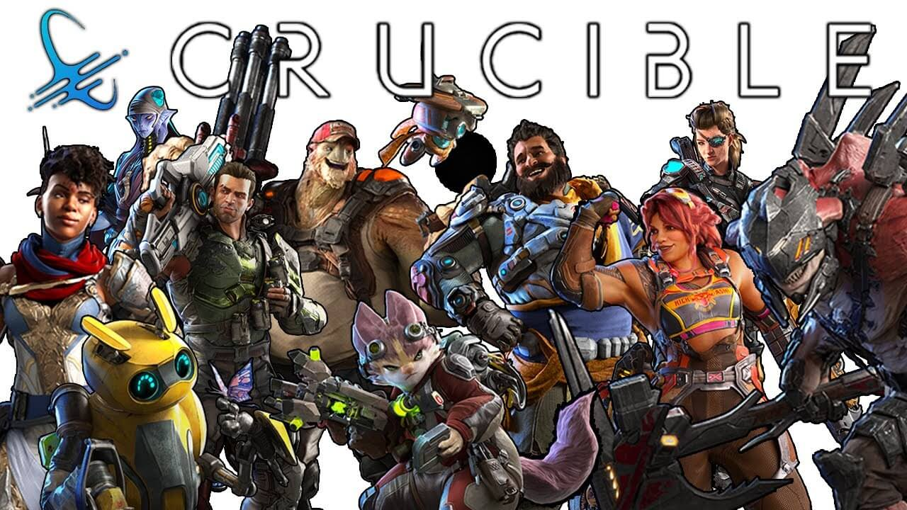 Crucible Free PC Download