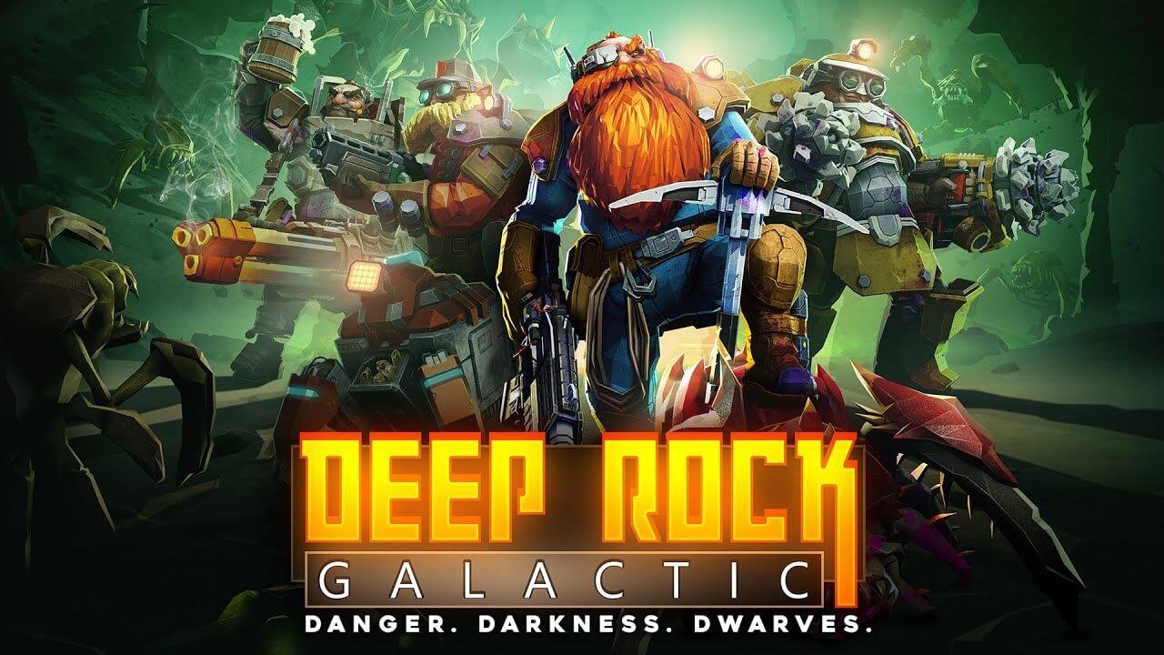 Deep Rock Galactic Free PC Download