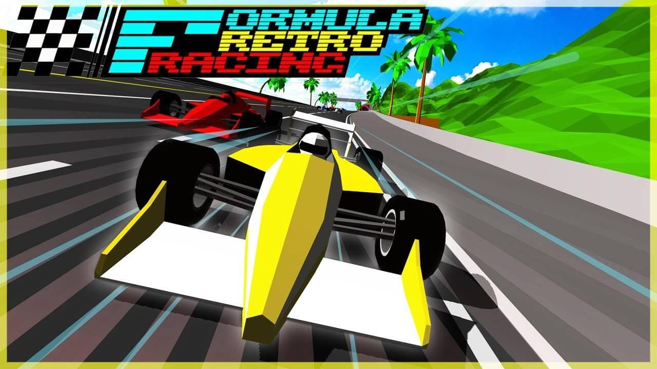 Formula Retro Racing Free PC Download