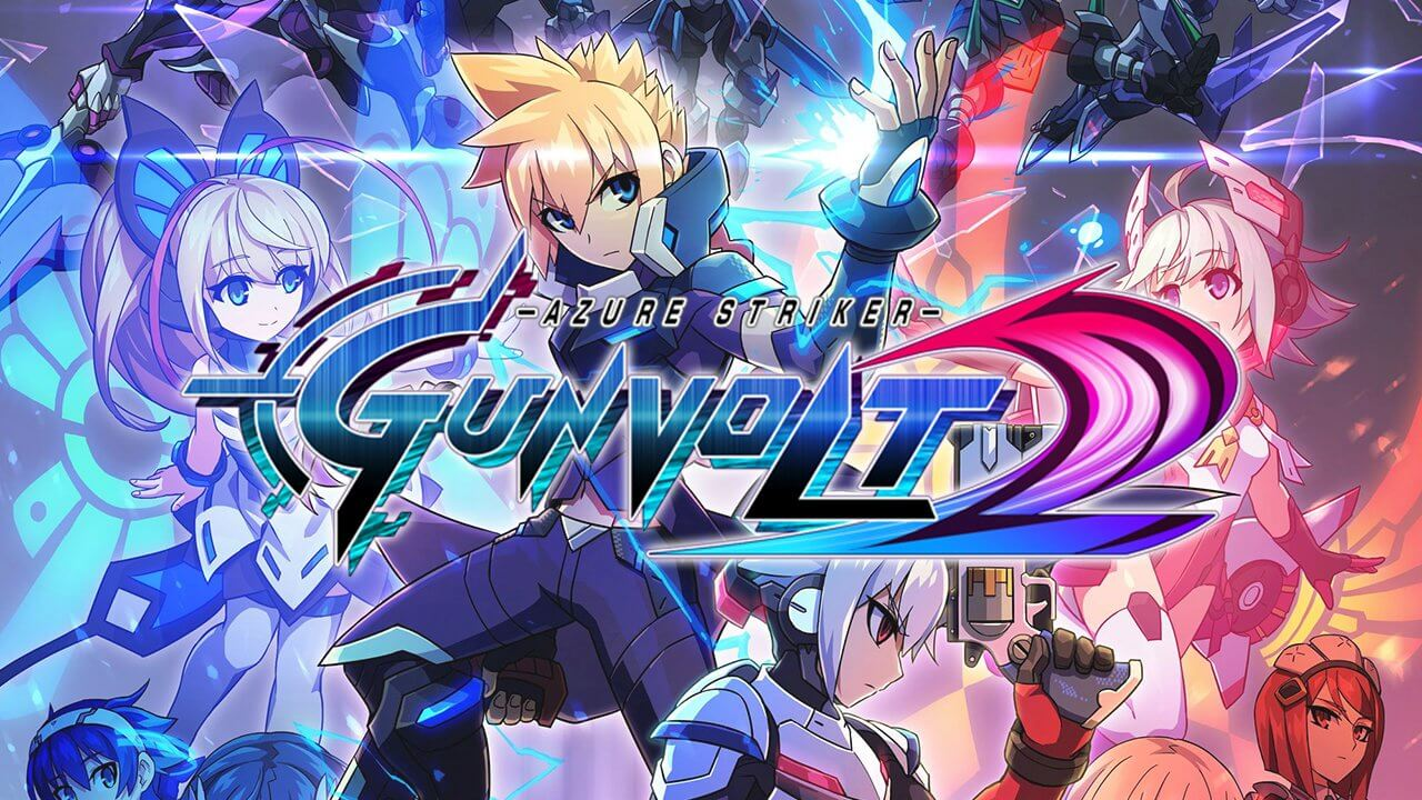 Azure Striker Gunvolt 2 Free PC Download