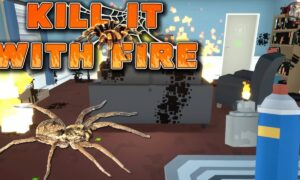 Kill It With Fire Free PC Download