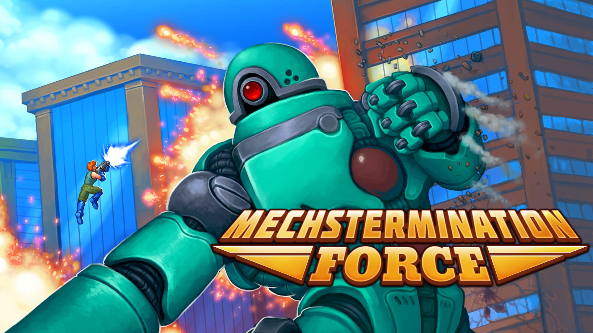 Mechstermination Force Free PC Download