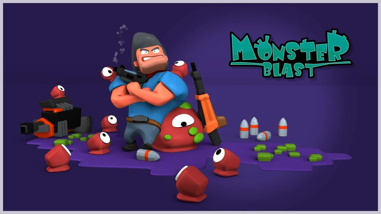 Monster Blast Free PC Download
