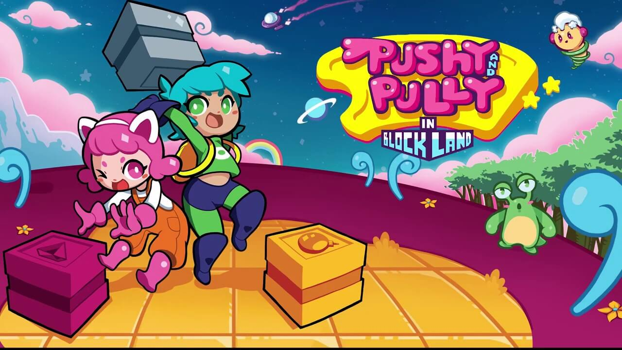 Pushy and Pully in Blockland Free PC Download
