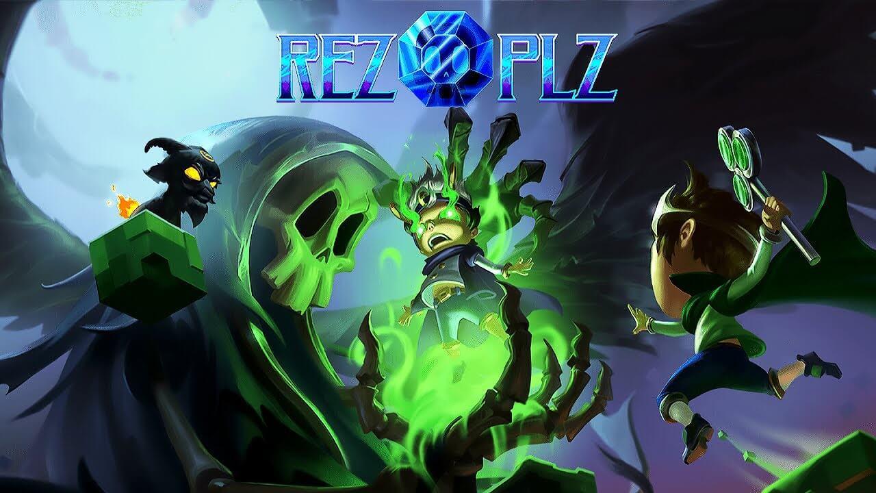 REZ PLZ Free PC Download