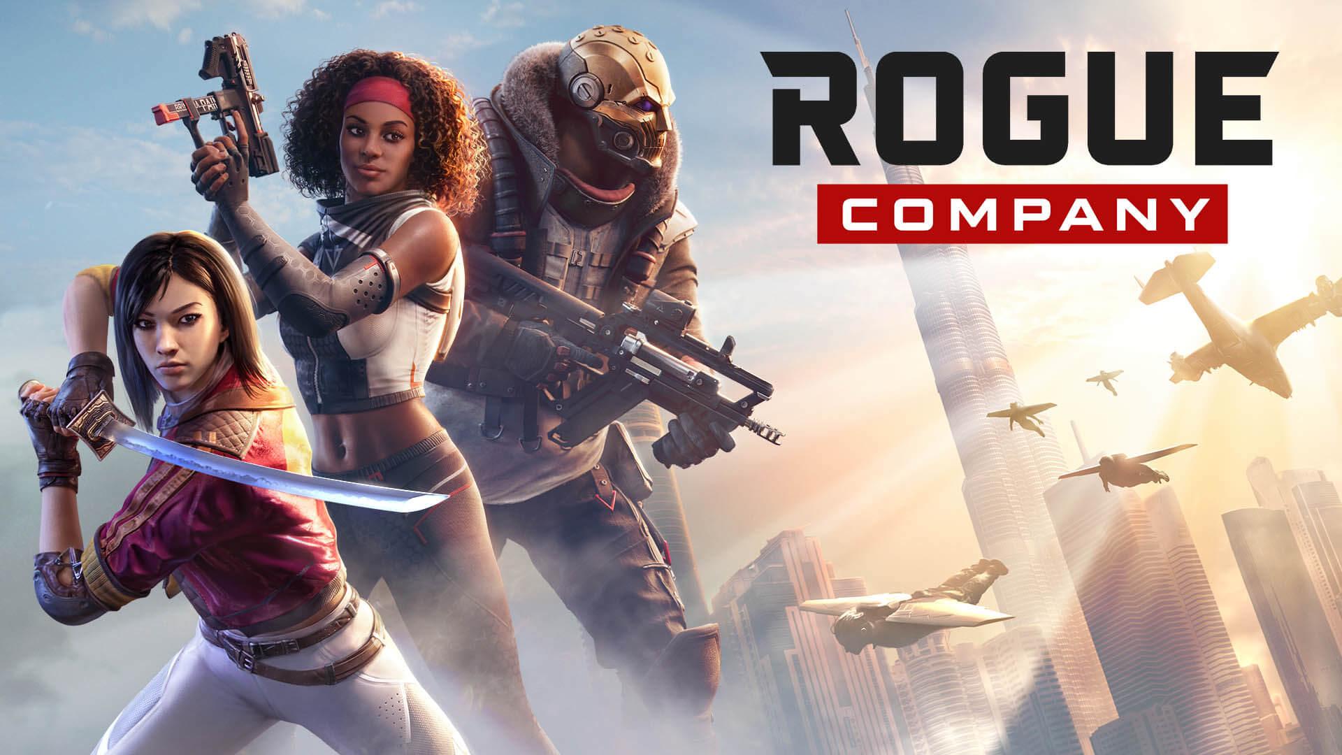 Rogue Company Free PC Download