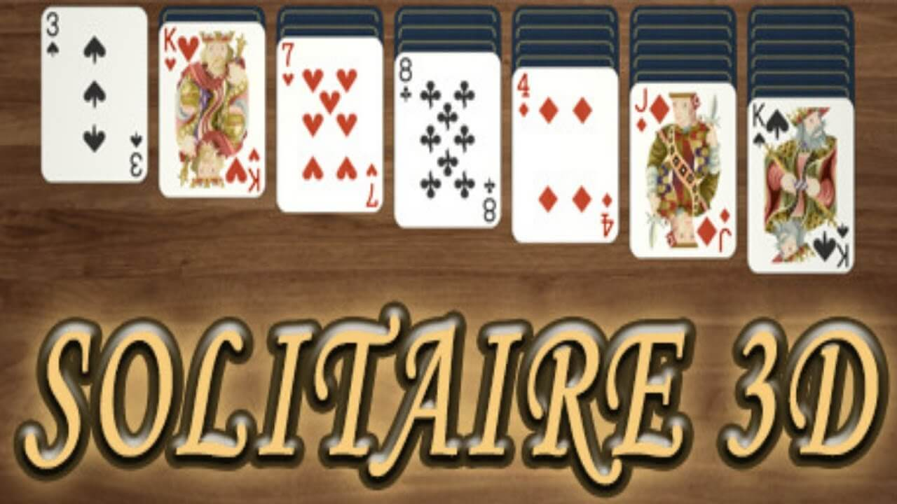 Solitaire 3D Free PC Download