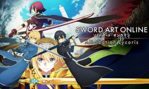 Sword Art Online: Alicization Lycoris Free PC Download